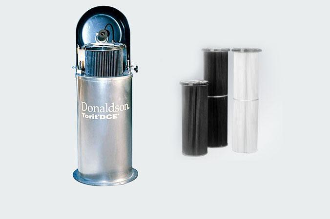 Патронни филтри Donaldson модел DCE 100