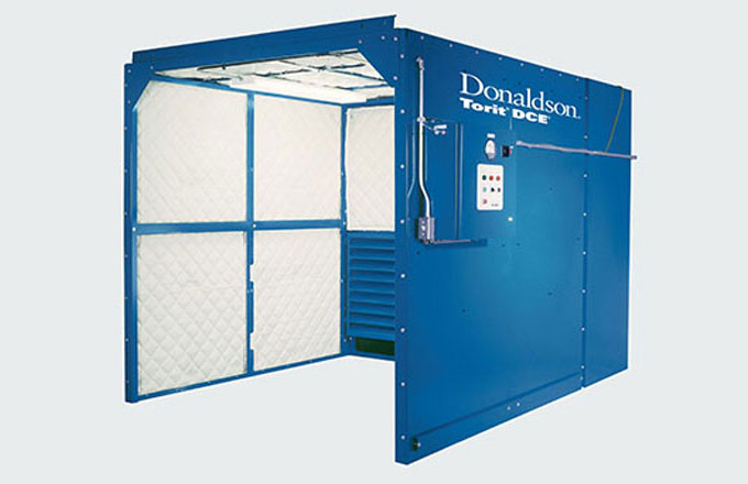 Патронни филтри Donaldson модел ECB
