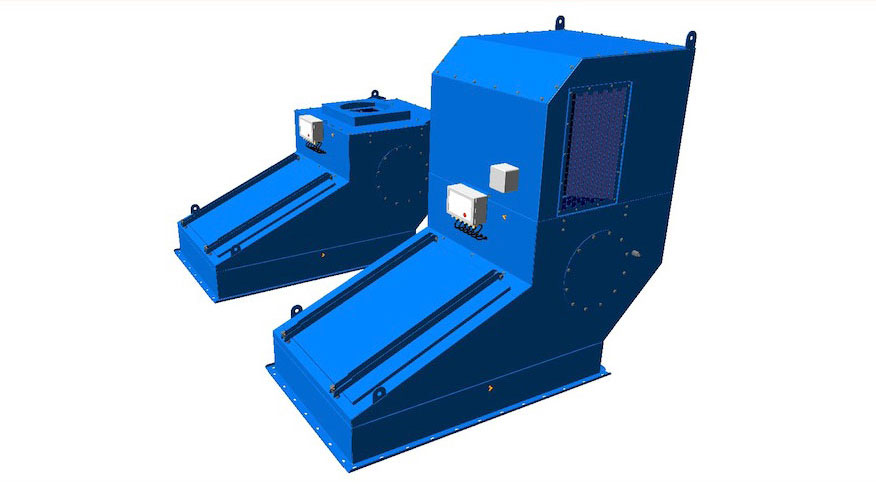 Филтър за прах Donaldson модел CPV