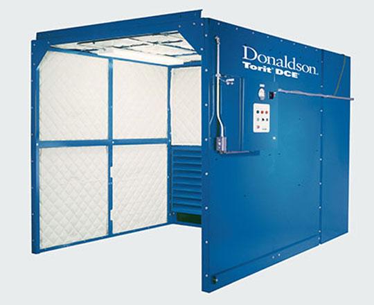 Патронен филтър Donaldson модел ECB